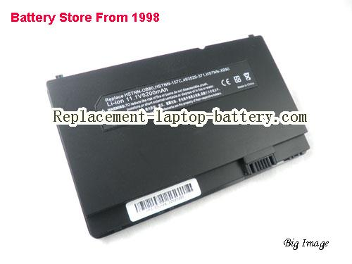 HP HSTNN-DB81 Battery 4800mAh Black