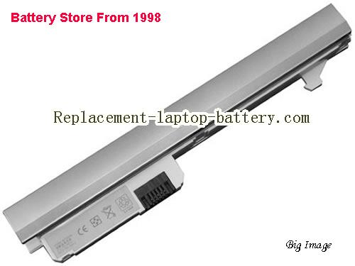 HP 2133 Mini-Note PC Series Battery 2200mAh Silver