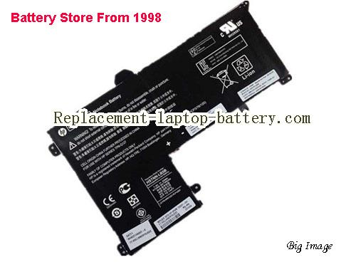 HP HP011221PLP12G01 Battery 3380mAh, 25Wh  Black
