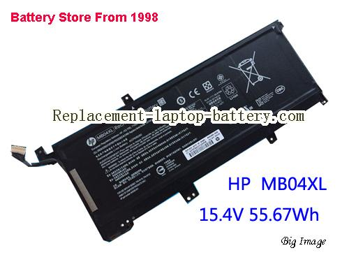 HP Envy X360 15-AR010CA Battery 3470mAh, 55.67Wh  Black