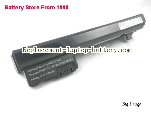 HP HSTNN-XB0 Battery 5200mAh Black