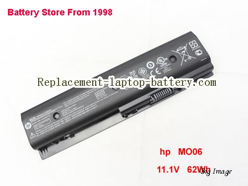 HP 672326-421 Battery 62Wh Black