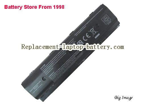 HP 672326-421 Battery 7800mAh Black