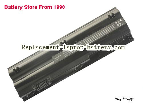 HP TPNQ102 Battery 5200mAh Black