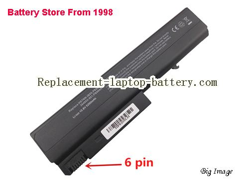 HP 395791-741 Battery 5200mAh Black