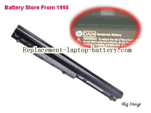 HP TPN-C114 Battery 2620mAh, 48Wh  Black