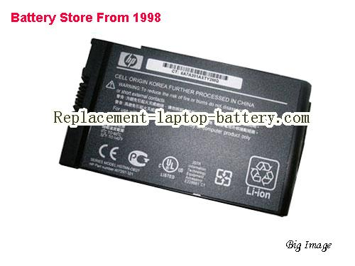 HP HP Compaq business notebook NC 4400 Battery 55Wh Black
