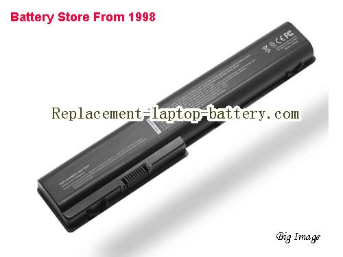 HP HDX X18-1005TX Battery 5200mAh Black