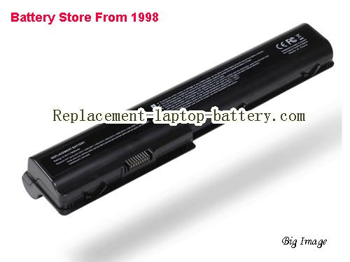 HP HSTNN-DB75 Battery 7800mAh Black