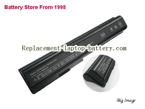 HP HSTNN-DB75 Battery 6600mAh Black