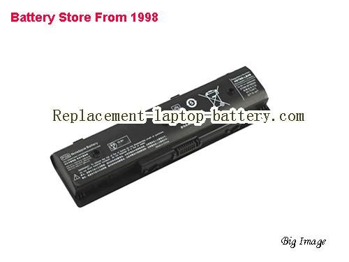 HP 710417-001 Battery 5200mAh Black