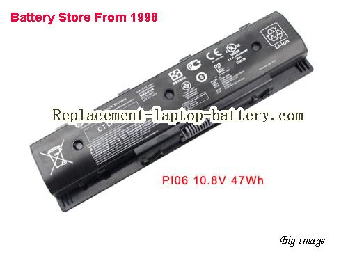 HP 710417-001 Battery 47Wh Black