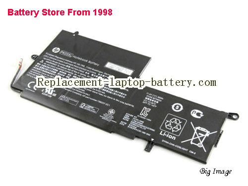 HP HSTNN-DB6S Battery 56Wh Black