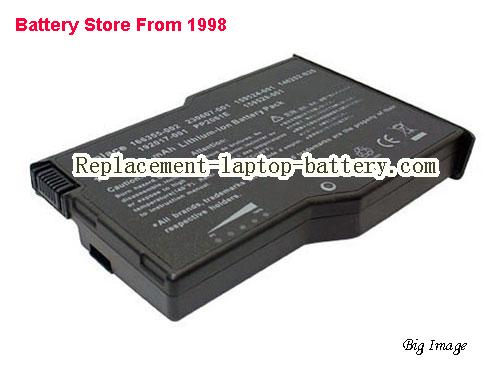 HP Armada V300-117732-BE4 Battery 7800mAh, 87Wh  Black