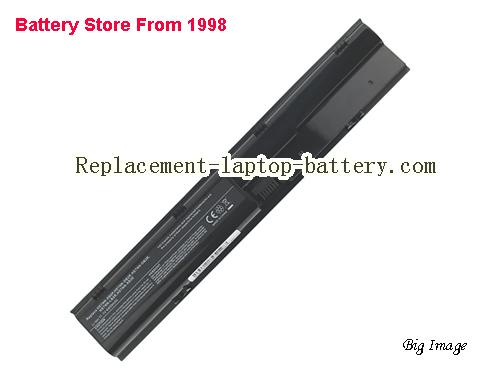 HP HSTNN-Q89C Battery 5200mAh Black