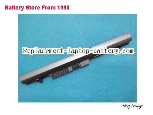 HP RA04 Battery 2600mAh, 44Wh  Black And Sliver