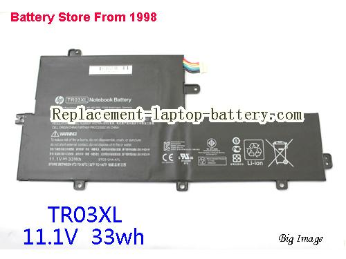 HP TPN-W110 Battery 33Wh Black