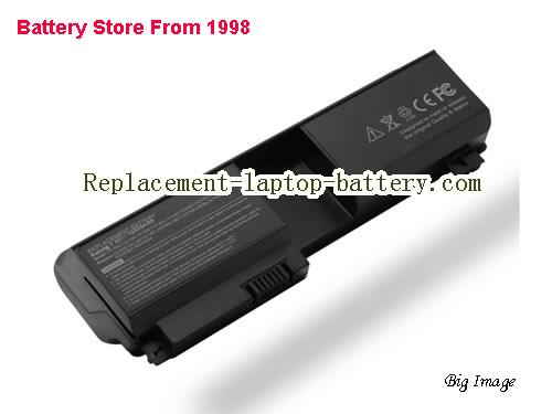 HP 437403-321 Battery 10400mAh Black