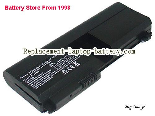 HP 437403-321 Battery 6600mAh Black