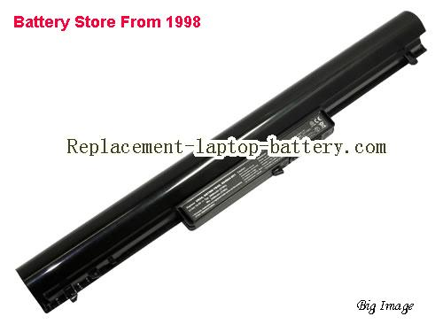HP VK04 Battery 2600mAh, 37Wh  Black