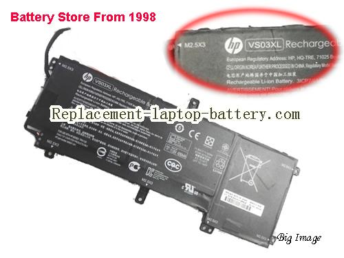HP 849313-850 Battery 52Wh Black