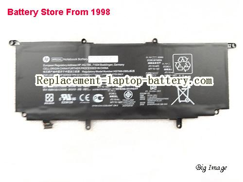 HP 725607-001 Battery 32Wh Black