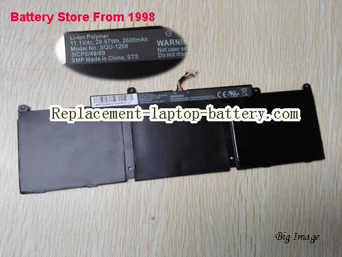 HP CHROMEBOOK 11 G1 Series Laptop Battery SQU-1208 28Wh HP laptop Battery