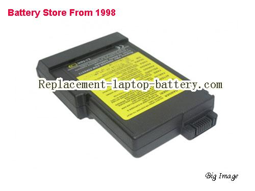IBM THINKPAD I SERIES 1721 Battery 4400mAh Black