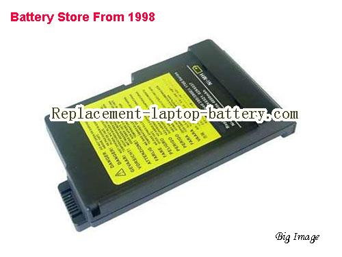 IBM K6611 Battery 6600mAh Black