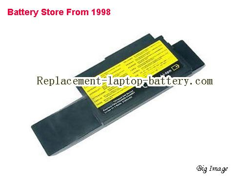 IBM 02K6606,02K6608,ThinkPad 240 Series Laptop Battery 3600AH 11.1V