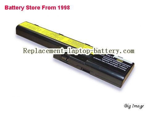 IBM 02K6614,FRU 02K6615,ThinkPad A20 Series Laptop Battery 4400AH 10.8V