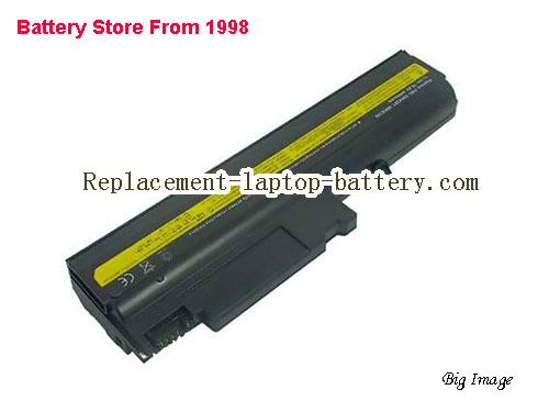 LENOVO THINKPAD R51E Battery 5200mAh Black