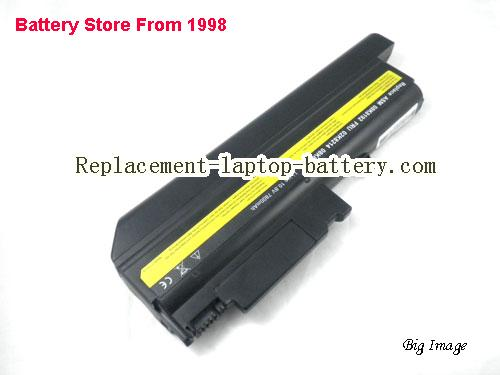 IBM ThinkPad R51e-1858 Battery 7800mAh Black