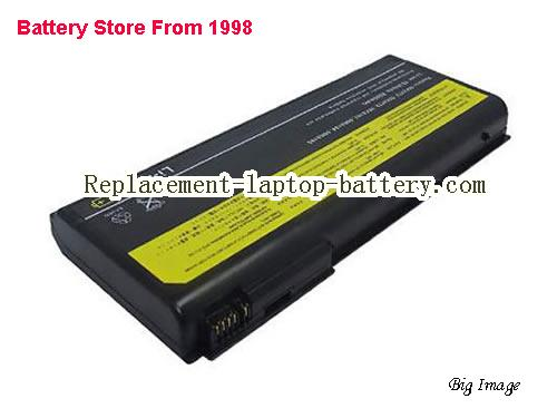 IBM ThinkPad G40-2388 Battery 8800mAh Black