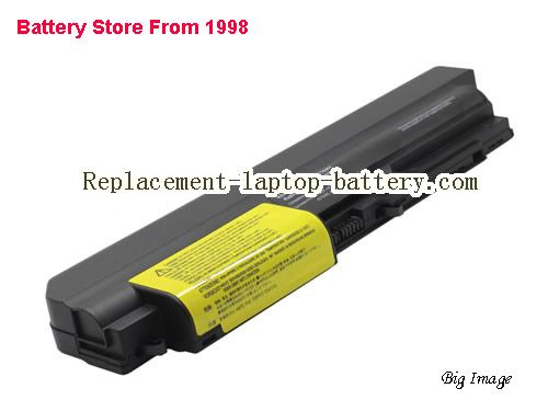 IBM ThinkPad R61i8934 Battery 5200mAh Black