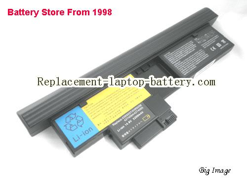 IBM FRU 42T4658 Battery 4300mAh Black