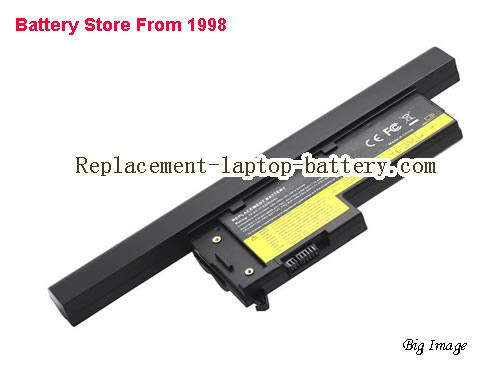 New 40Y6999, 40Y7001, 40Y7003, Replacement Battery For Lenovo ThinkPad X60 1702, ThinkPad X60 2510, ThinkPadX60s 1709 Laptop 14.4v 8cell