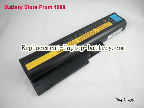 IBM ThinkPad R61i 8943 Battery 4400mAh Black