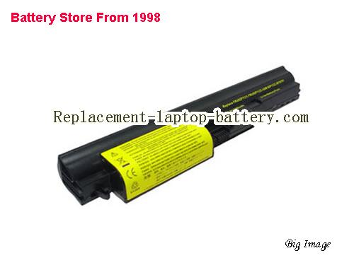 IBM 40Y6791, ASM 92P1122, FRU 92P1121, ThinkPad Z60t Z61t Series Replacement Laptop Battery