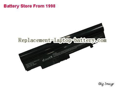 LG LBA211EH, X120 Series Replacement Laptop Battery 6600mAh 9-Cells