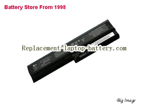 LB6211BE Battery For LG P300 P310 Laptop 5200mah 6 Cells