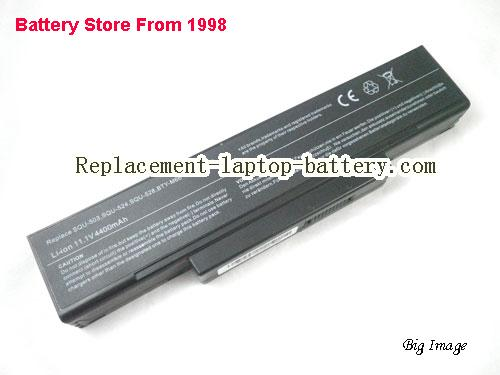LG F1-2255A9 Battery 4400mAh Black
