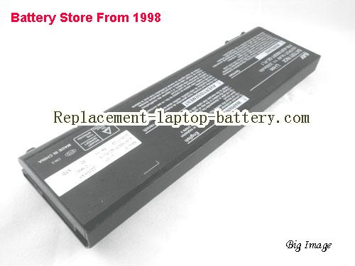 LG 4UR18650F-QC-PL3 Battery 2400mAh Black