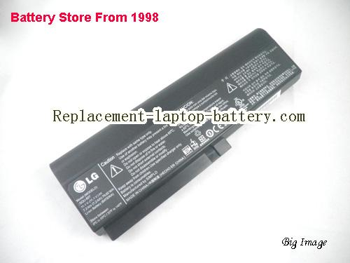 LG SW8-3S4400-B1B1 Battery 7200mAh Black