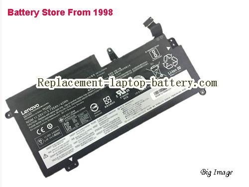 LENOVO ThinkPad New S2 20GUA004CD Battery 3735mAh, 42Wh  Black