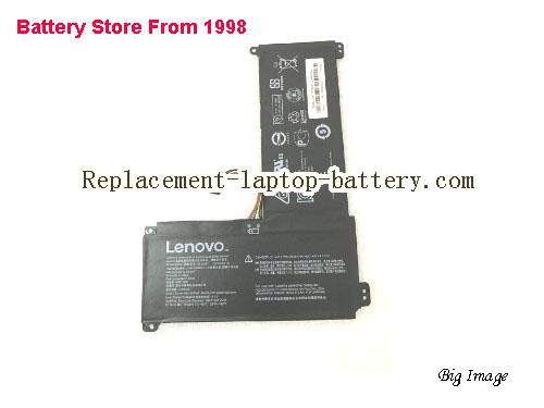 LENOVO IdeaPad 120S-14IAP (81A5006KGE) Battery 4140mAh Black
