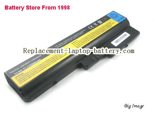 LENOVO L08O6D02 Battery 5200mAh Black