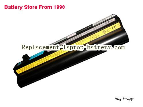 LENOVO 3000 Y400 9454 Battery 4400mAh Black