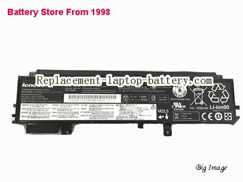 New Genuine 45N1117 45N1116 Battery For Lenovo Thinkpad X230s X240s Touchscreen series