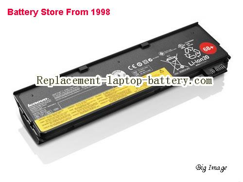 LENOVO 121500212 Battery 24Wh, 2.06Ah Black